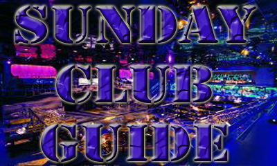 Sunday Club Guide