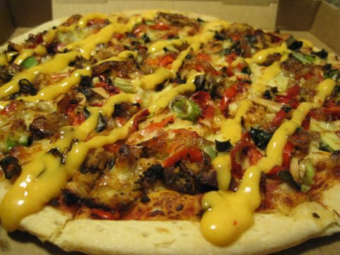 Las Vegas Best Pizza