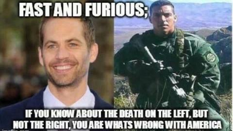 Fast & Furious - What's Wrong With America