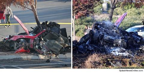 Paul Walker Crash Pic 1