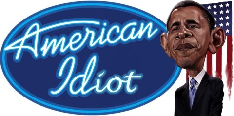 Obama - The Fraudulent American Idiot
