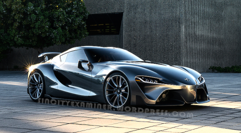 Toyota FT-1 Concept Photo: Sin City Speed Photos