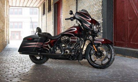 Harley Toruing