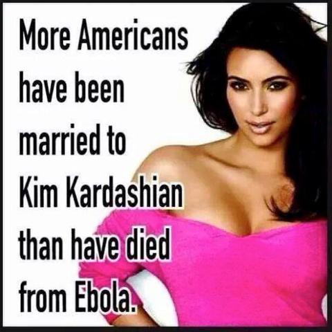 Kardashian VS. Ebola