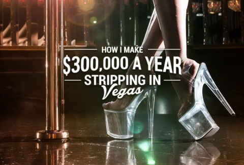 Strippers Make More Than Some Doctors in Las Vegas