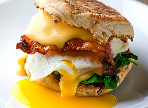 Food Porn - Breakfast Sandwich 4