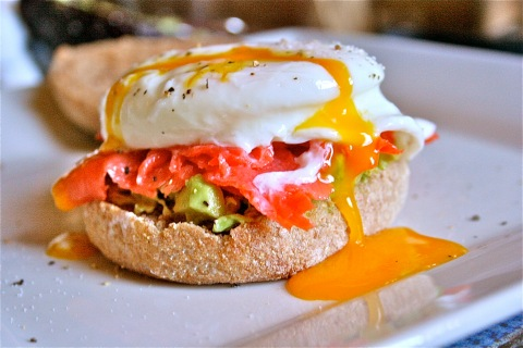 Food Porn - Breakfast Sandwich